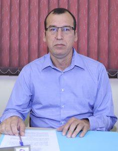 O vereador Sérgio reiterou pedido de manutenção da calçada da Avenida Maria José de Siqueira Melo